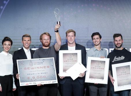 Rewellio, the VR stroke rehabilitation app, wins Digitalos Award for 'Best Digital Startup'