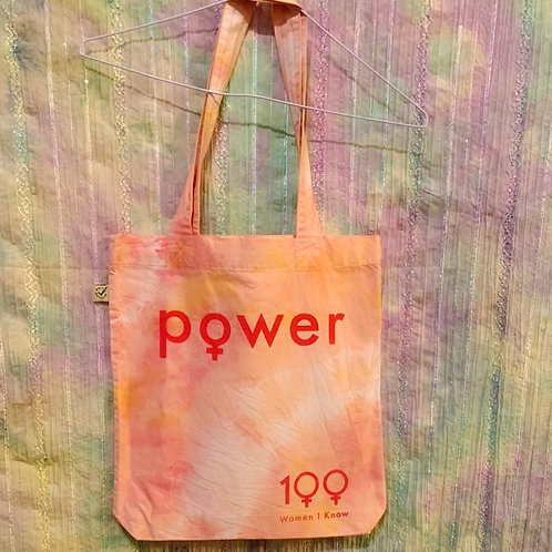 SUNSET POWER TOTE