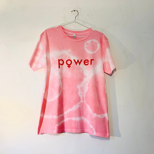 PINK POWER T - S
