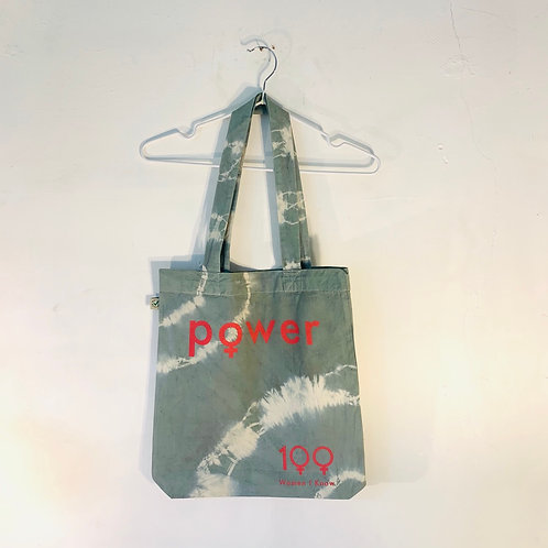 GREEN POWER TOTE