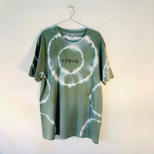 GREEN EQUALITY T - XL
