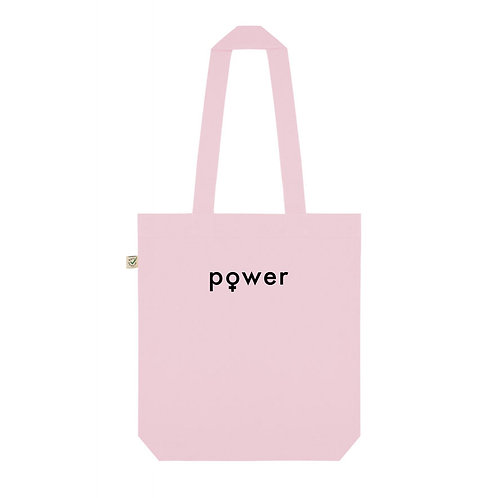 POWER PINK TOTE