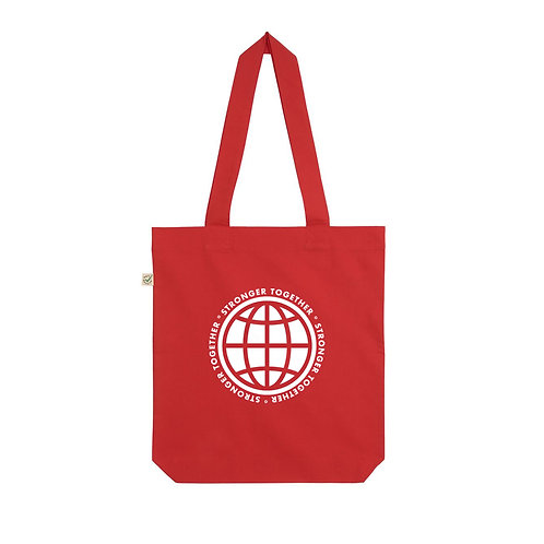 STRONGER TOGETHER TOTE