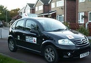 drivng lesson test pass in sheffield