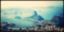 Vue du Corcovado, Rio, Brésil
