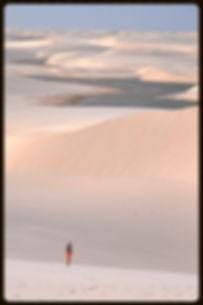 Dunes Lencois Brésil
