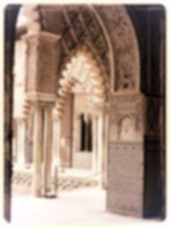 Séville visite palais