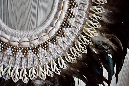 Tribal Ceremonial Necklace