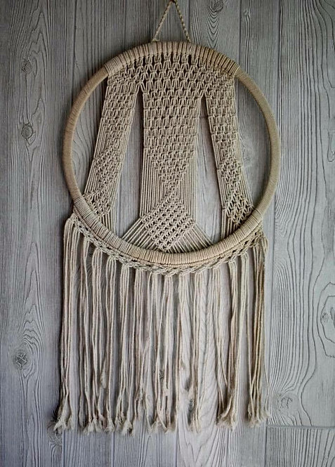 Full Macrame Dream Weavers