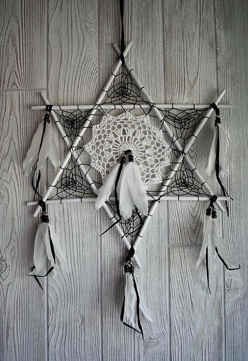 Sacred Geometry Dream Catcher