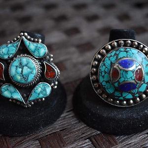 silver rings, golden rings, stonerings, boho rings, bohemian rins, spiritual jewelry