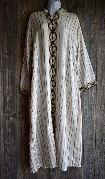 Hooded Moroccan Kaftans