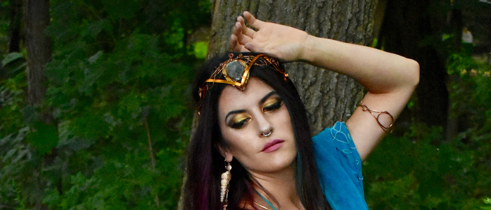 Sacred Divine Goddess Photography©