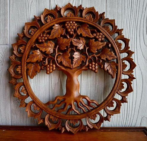 Wooden Decor Perfect for Altar