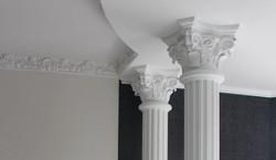 Гипсовые колонны