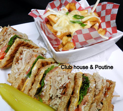 Club House & Poutine