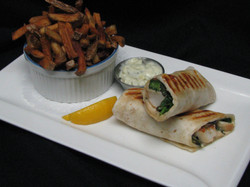 scallop wrap