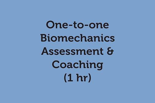 1hr One-to-one Coaching  (Trefewha 1/10/20)