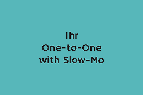 1hr One-to-one (plus slow motion) (Turnpike 26/9/2020)
