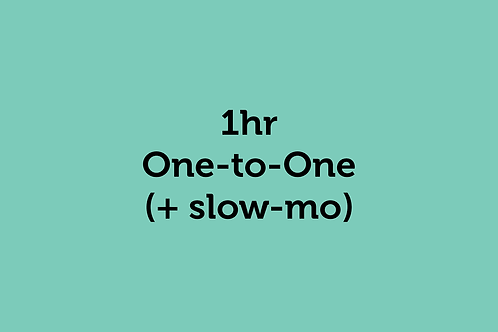 1hr One-to-one (plus slow motion) (SOVRC Sunday 19/7/20)