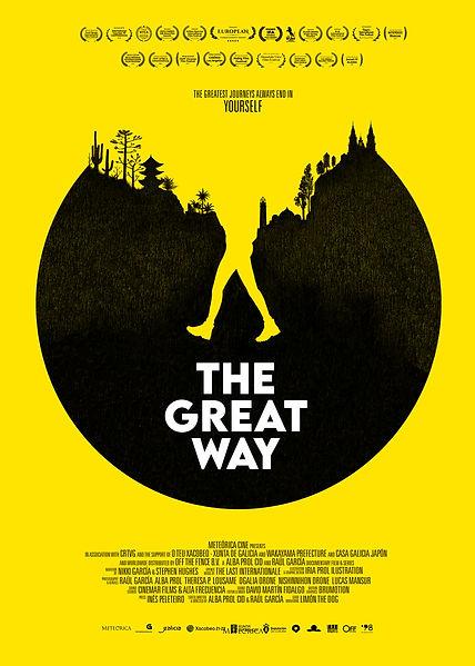 Poster_TheGreatWay_FeatureFilm_LAURELES_