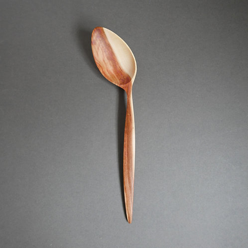 crooked wooden spoon