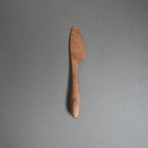 mahogany butter knife