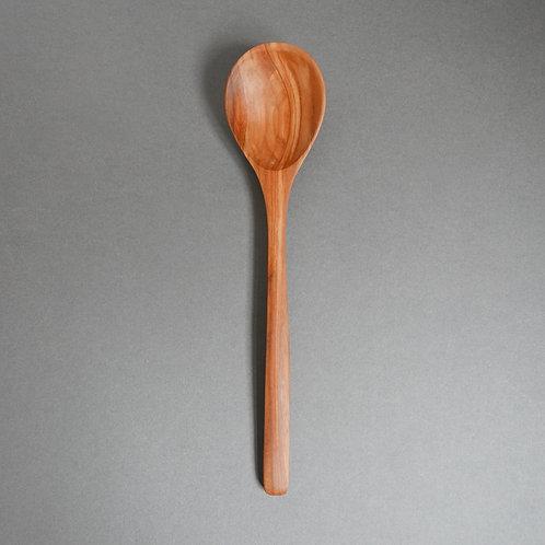 apple wood spoon