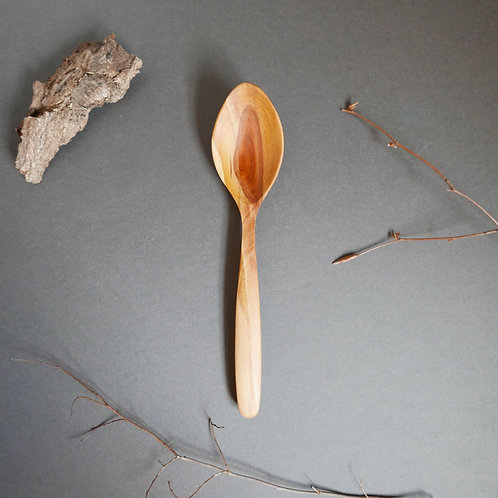 Hand carved wooden spoon, unique wooden spoon,