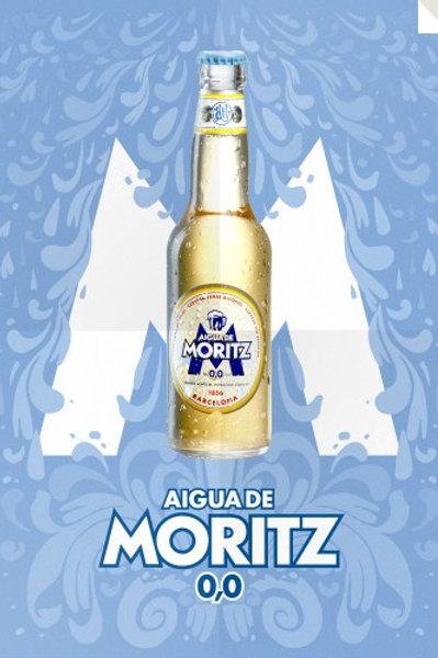 Moritz 0% (24 Bottle Case)