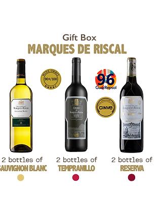 Gift Bag - Marques de Riscal