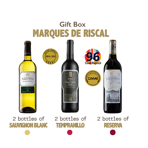 Gift Bag - Marques de Riscal