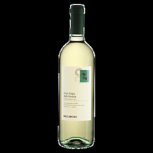 Delibori Pinot Grigio 2018