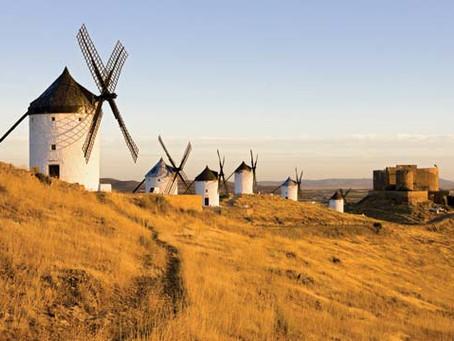 La Mancha - Deep Spain where wine is life