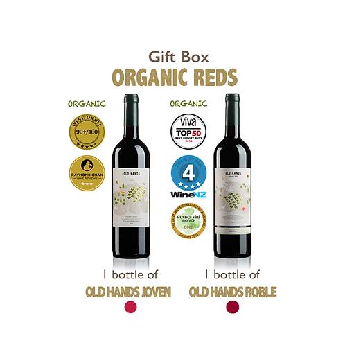 Gift Bag - Organic Reds