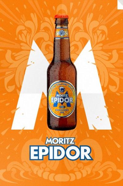 Moritz Epidor (24 Bottle Case)