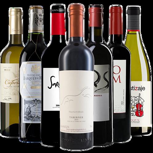 Casita Miro Wine Case