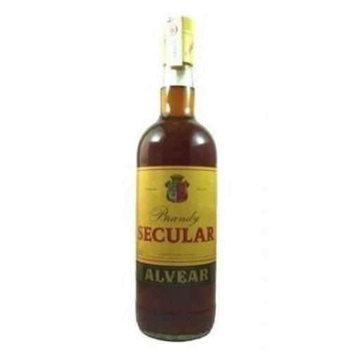 Brandy Alvear Secular - 1L