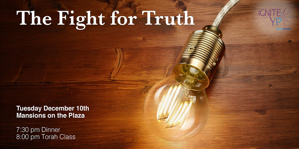 The Fight for Truth