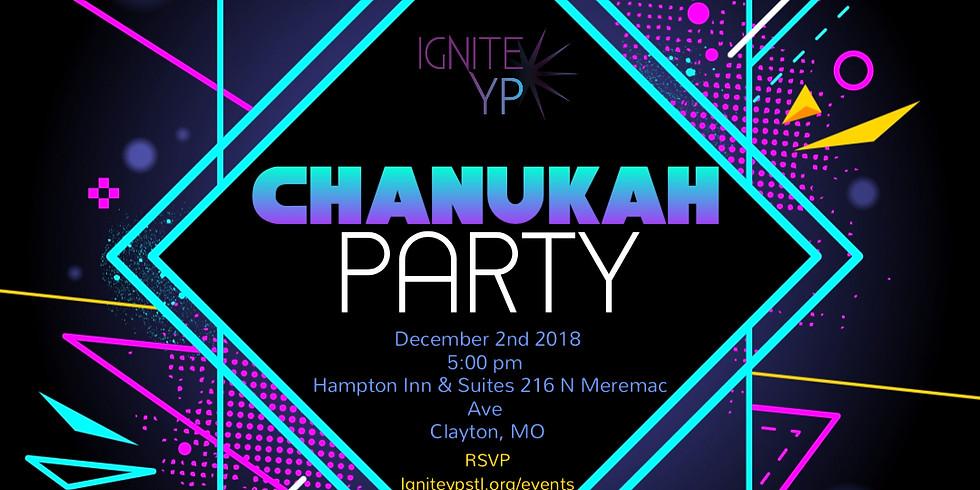 Chanukah Party!