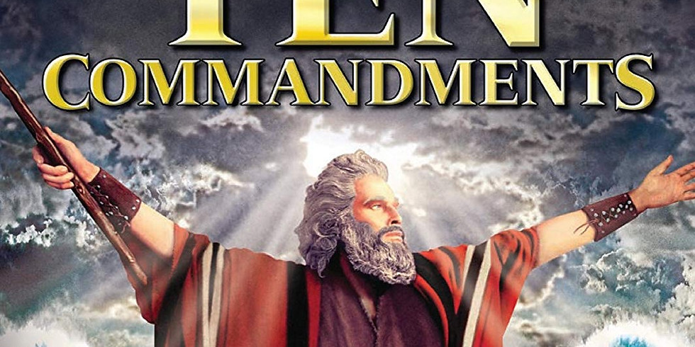 "Jewish Cinema Series ""The Ten Commandments"""