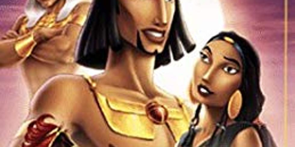 "Jewish Cinema Series ""Prince of Egypt"""