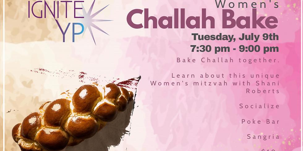 Challah Bake for Women