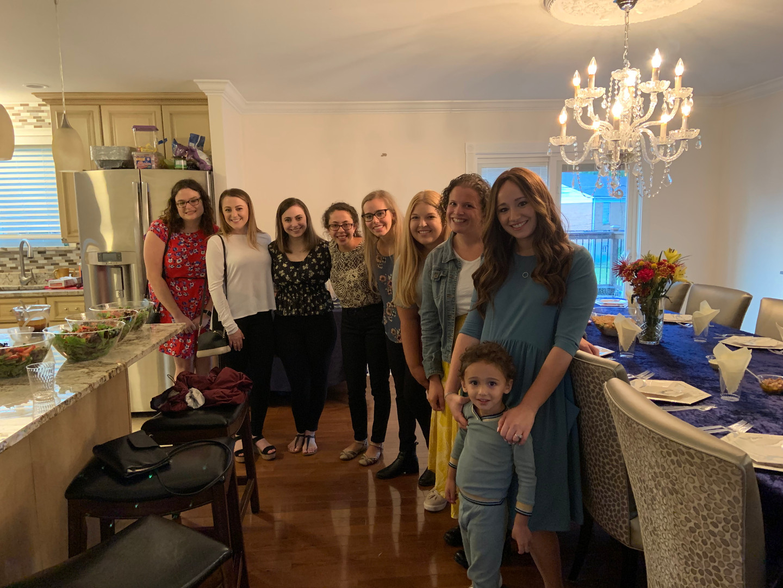 Full House Shabbat
