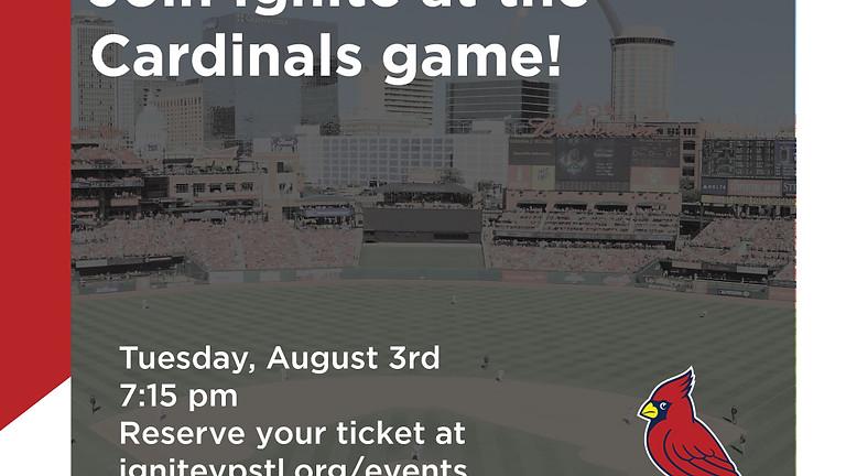 Cardinals Game!