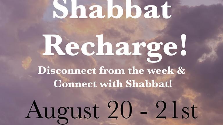 Shabbat Recharge!