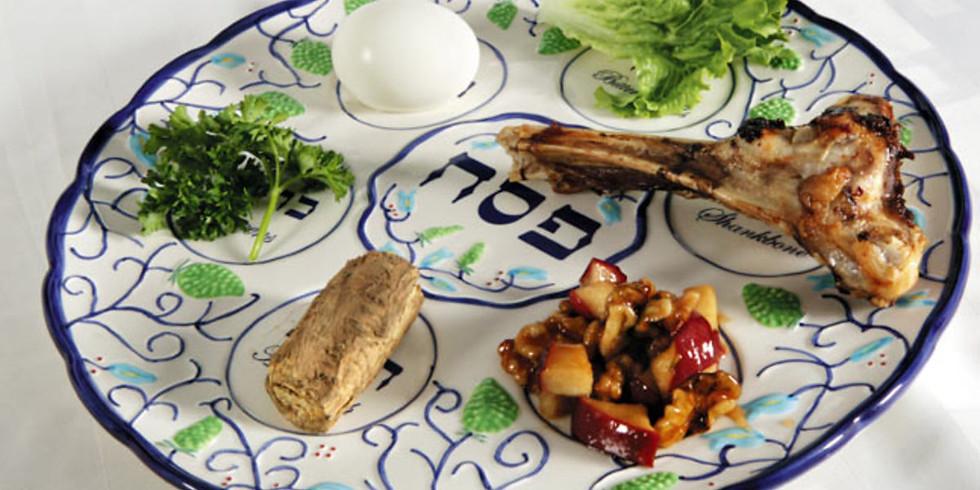 Second Night Passover Seder