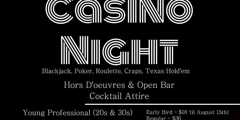 Anniversary Event: Casino Night