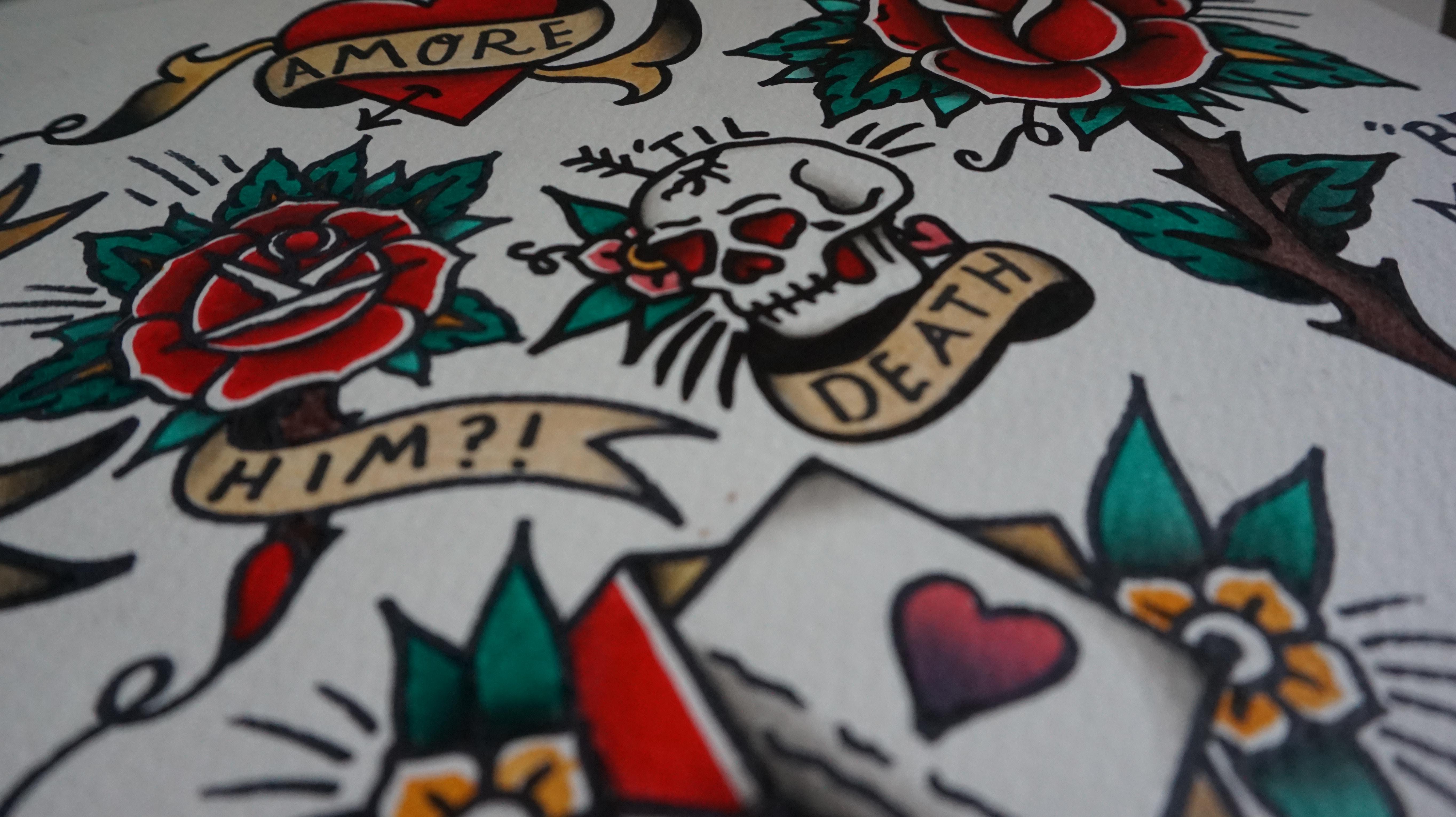 Texas Body Art Tattoos