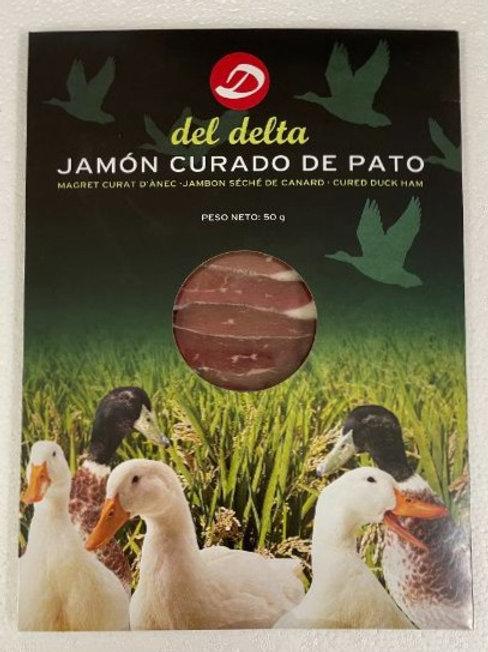 JAMÓN DE PATO EXTRA 50g